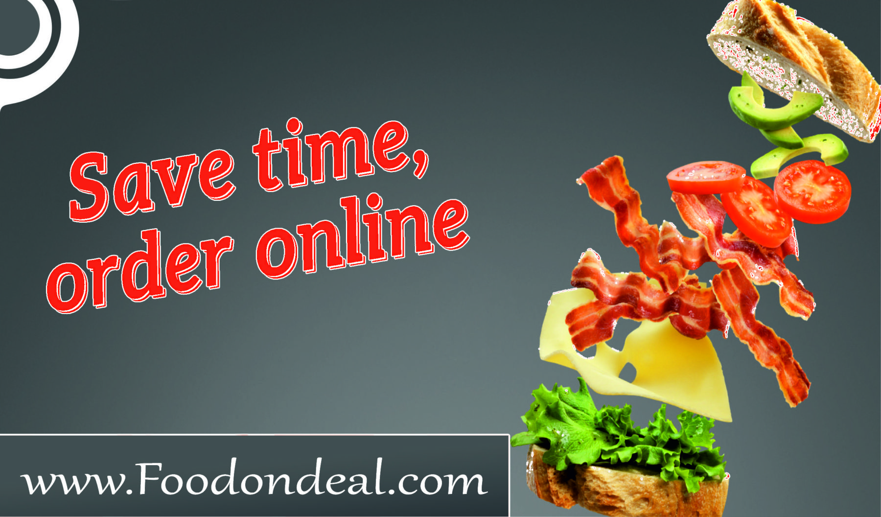 takeaway delivery banner