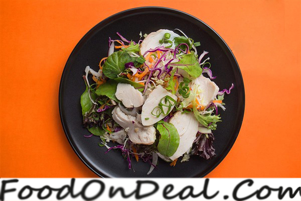 special salad with foodondeal