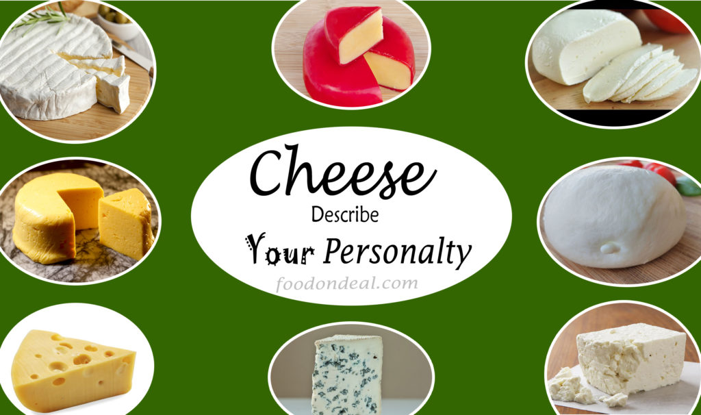 What does Your Favorite Cheese Say about Your Personality?