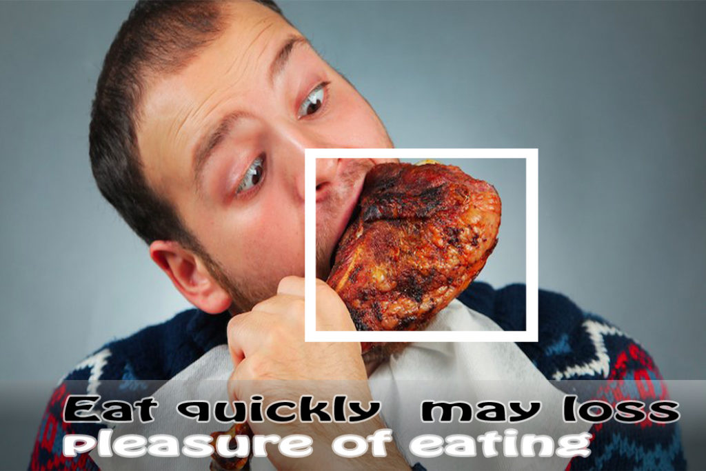 Why Eating Too Quickly May Kill You