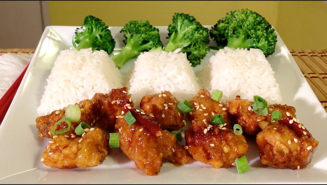 Online Food Delivery Service For Trying Out Some Asian Fusion Cuisines