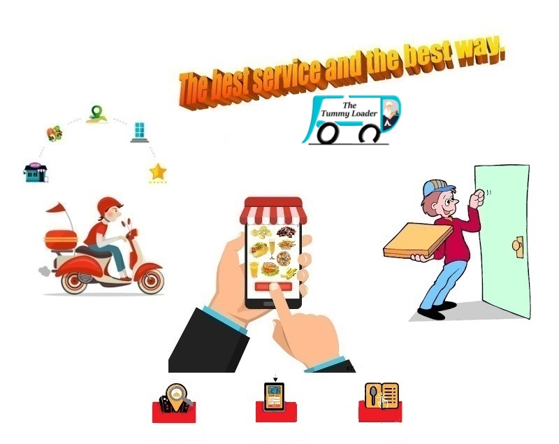 food delivery around me