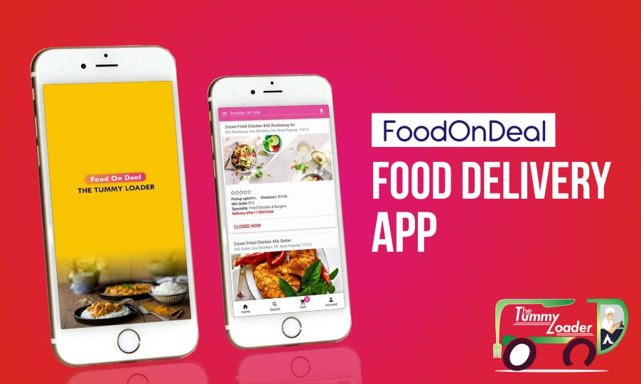 foodondeal food delivery apps