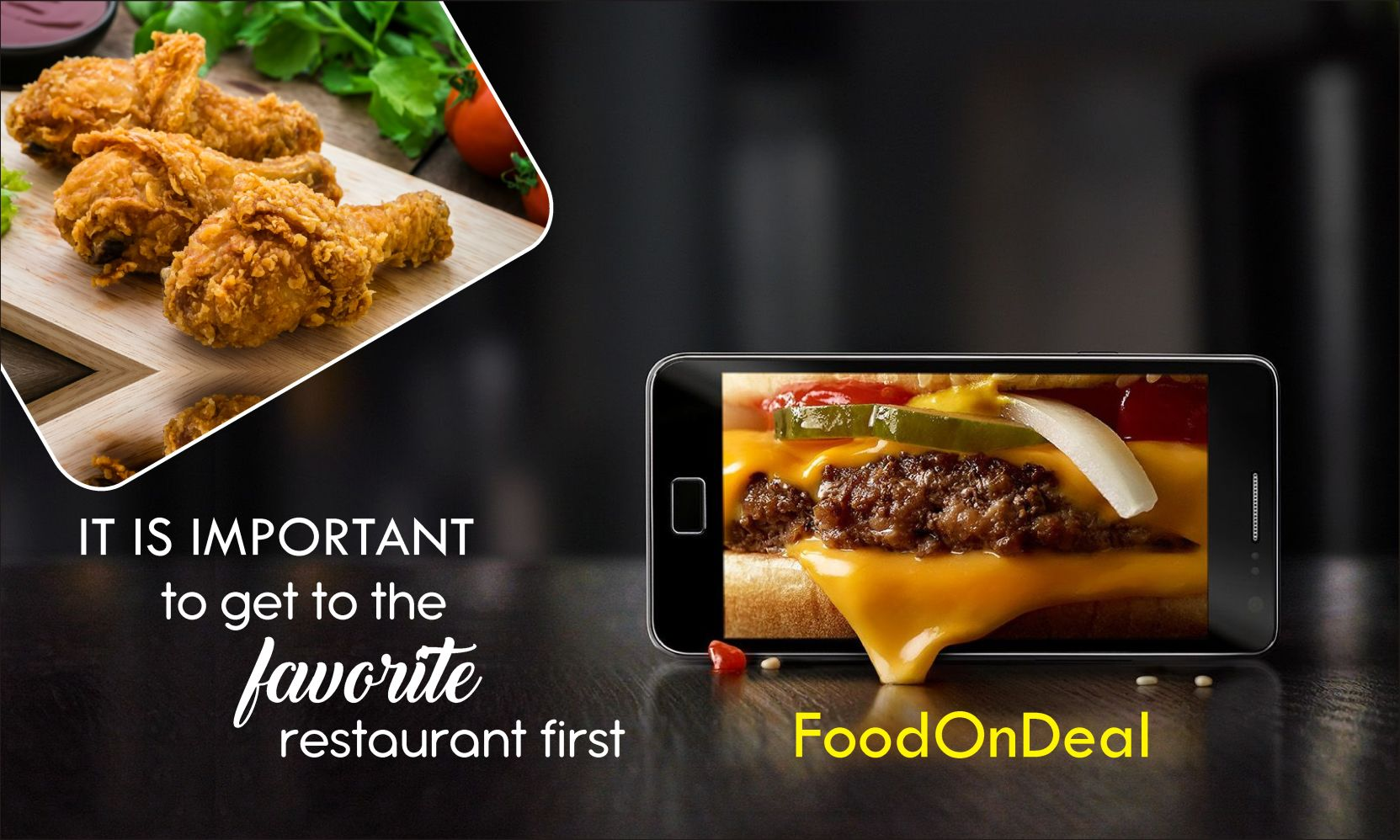 about food delivery app