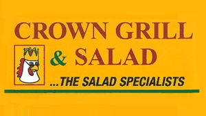 Crown Grill Chicken and Salad 1719