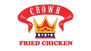 Crown Fried Chicken 44 New lots
