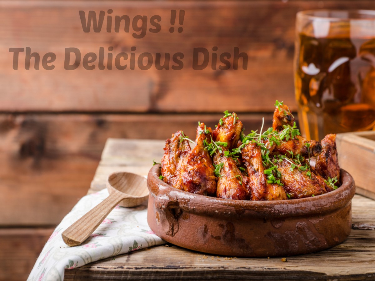 Best Chicken Wings Brooklyn – Health Benefits Associated With  Delicious Dish